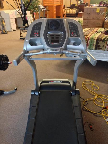 Get a quality workout in your home with this top notch treadmill.